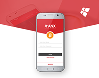 ANX Vault - Mobile Bitcoin Wallet