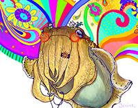 Cuttlefish Hippie