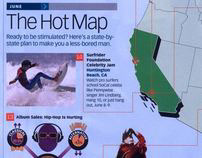 Maxim Hot Map