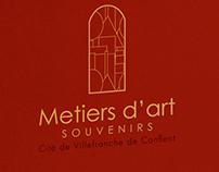Logo: Métiers d'arts