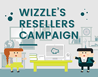 WIZZLE's Resellers Campaign