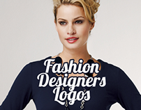 Fashion Designers Simple Logos (KSA)