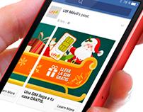 Uff Móvil - Navidad Ad