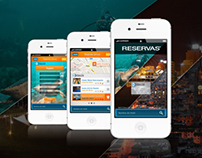 Reservas App  (Hoteles y Viajes)