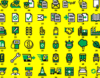 FL pictograms