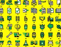 FL pictograms
