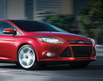 Ford Focus Out-of-home