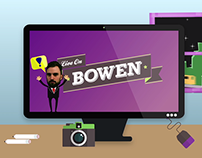 Live on Bowen Social Media Call Outs
