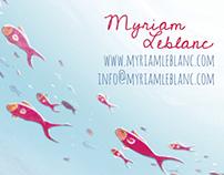 Myriamleblanc.com