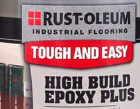 Rust-Oleum Industrial Flooring Labels
