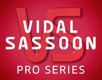 VIDAL SASSOON BRAND RELAUNCH