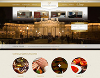 Website Papillon Hotel