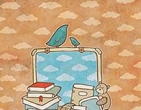 KidsBookia postcard
