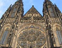 Amazing Stained Glass Windows Prague