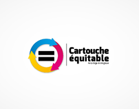 New identity- Cartouche équitable- ecological recycling