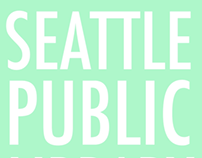 Motion Graphic for Seattle Public Library