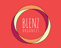 Blenz Organics Product Design