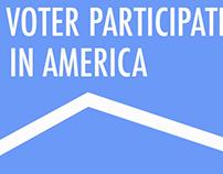 Voter Participation Motion Graphic