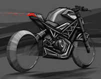 Ducati Monster Concepts