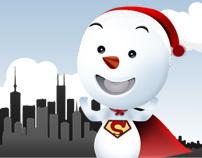 Snowman Village