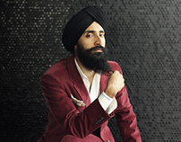 Waris Ahluwalia for SZ Magazin 'Stil Leben'