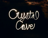 Crystal Cave Book Publication