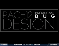 Pac-12 Bug Design