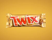 TWIX product tvc