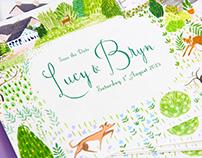 Lucy & Bryn