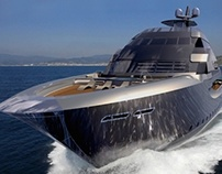 Illusion - 65m MegaYacht