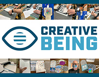 Creative Being | Adobe Residency Community Fund Project