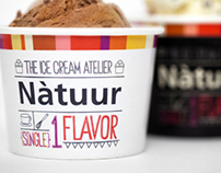 Natuur Ice cream