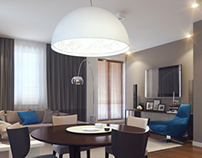 Modern Apartment.
