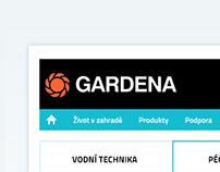 Gardena shop
