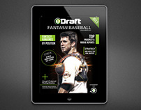 Edraft.com Baseball magazine