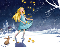 Fairytale Storybook Brushes Calendar 2013