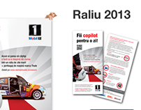 2013 Star Lubricants Rally Campaign