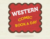 Western Comic Book A Day