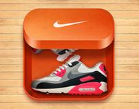 Nike Air Max icon