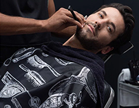 Mens Grooming & Beard Care Landing Page