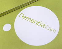 Dementia Care branding development.