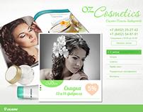 Beauty salon oz-Cosmetics
