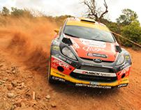 Qualifying Vodafone Rally de Portugal 2013