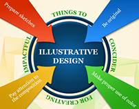 Things to Consider for Creating Illustrative Design
