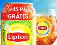 Lipton Ice Tea 45ml Summer Promo