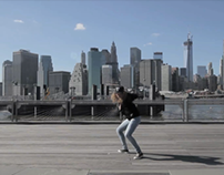 PLNY LALA CREAM NYC FASHION FILM