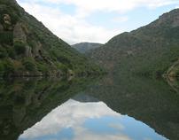 Reflexos no rio Douro_Reflections on river Douro