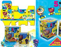 UHU Stic Packaging Design