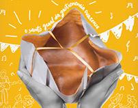 Festival do Pão de Ló | Poster