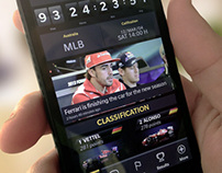 Formula 1 Live 24 - BlackBerry z10